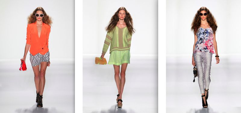 Rebecca Minkoff spring 2012.1:The Fashion Informer