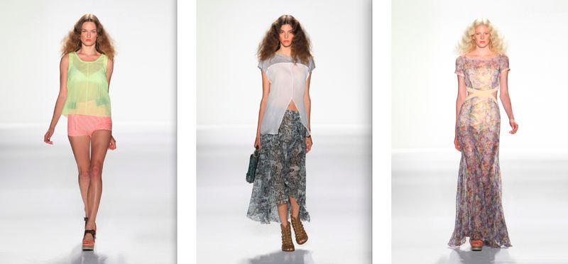 Rebecca Minkoff spring 2012.2:The Fashion Informer