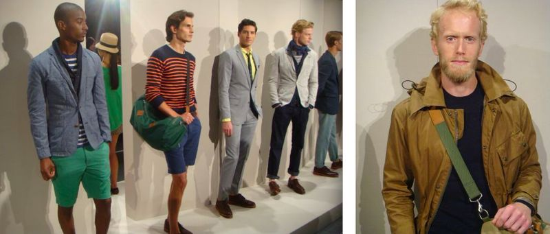 J.Crew spring 2012.2 by The Fashion Informer:Lauren David Peden