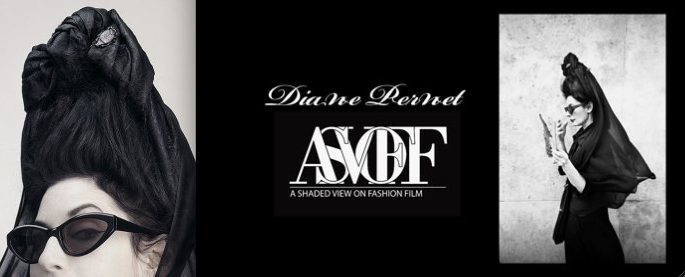 2. Diane Pernet:ASVOFF:The Fashion Informer