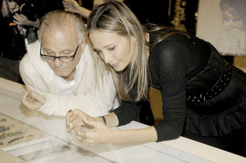 10. Max and Lubov Azria