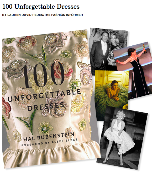 The Fashion Informer on Rue La La-100 Unforgettable Dresses