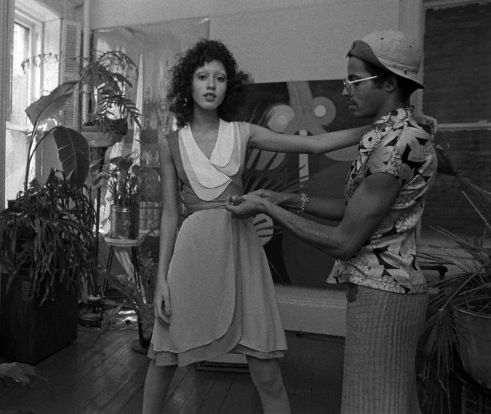 9. Pat Cleveland and Stephen Burrows:1971
