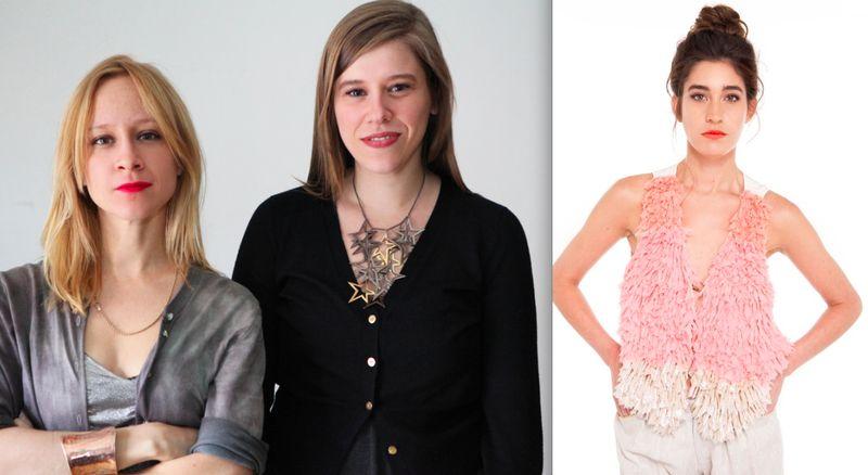 Ecubyan designer portrait and vest:The Fashion Informer