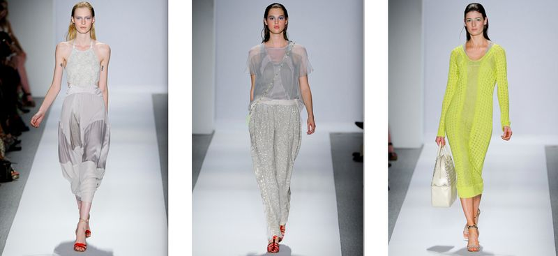 1. Rebecca Taylor spring 2012.1:The Fashion Informer
