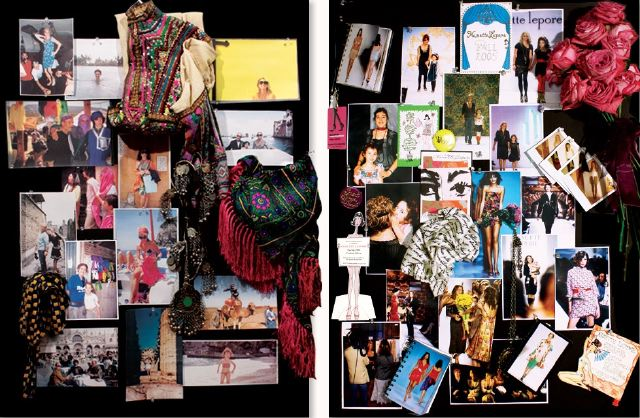 9. Nanette Lepore mood board 2