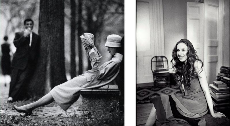 Lyn Devon fall 2012 inspiration and portrait:The Fashion Informer