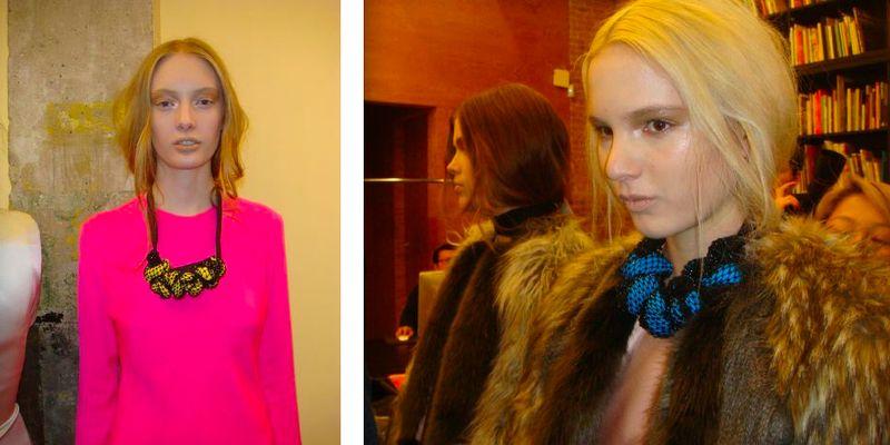 6. Juan Carlos Obando fall 2012:The Fashion Informer