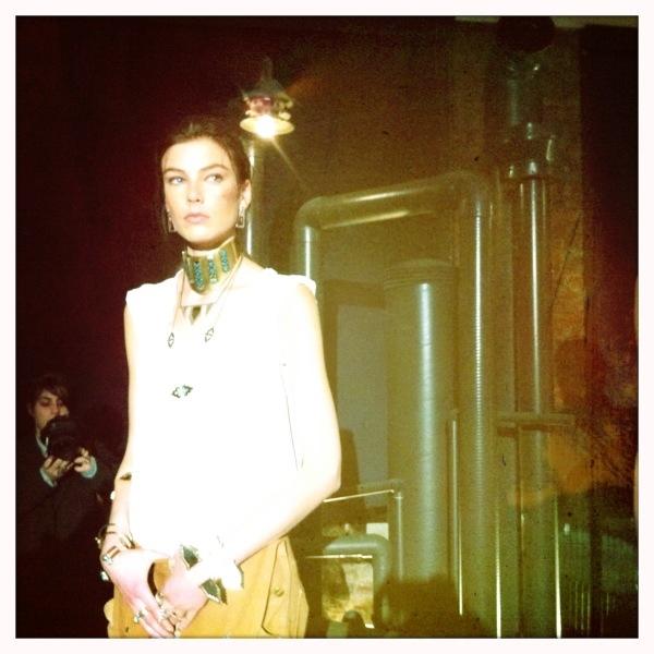 3. Pamela Love Hipstamatic by The Fashion Informer:Lauren David Peden