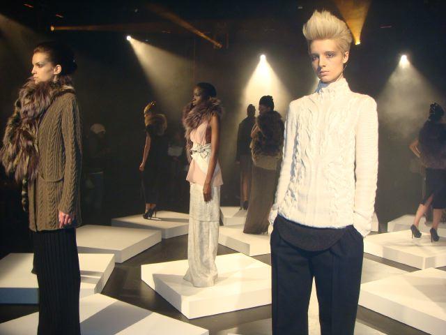 6. Brandon Sun fall 2012 presentation:The Fashion Informer
