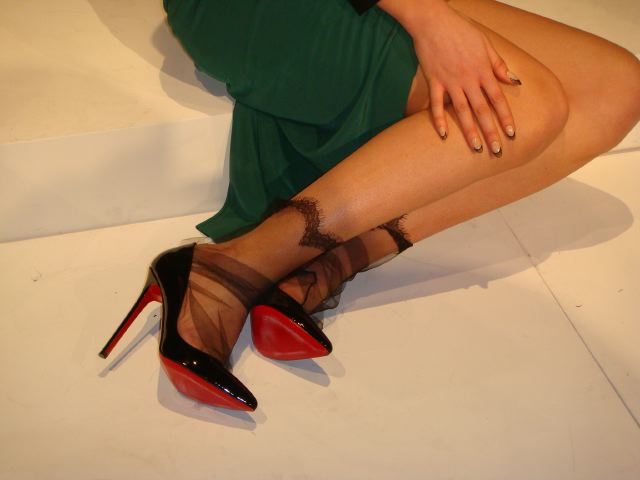1. Joy Cioci stockings fall 2012:The Fashion Informer