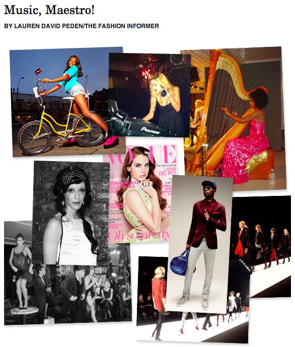 NYFW Music:The Fashion Informer on Rue La La