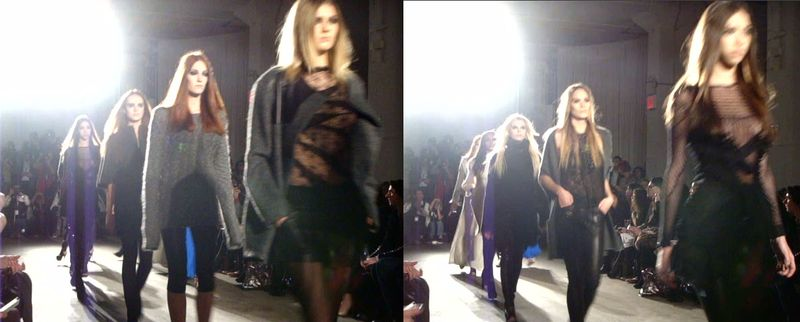 1. Sunhee Hwang fall 2012 finale:The Fashion Informer