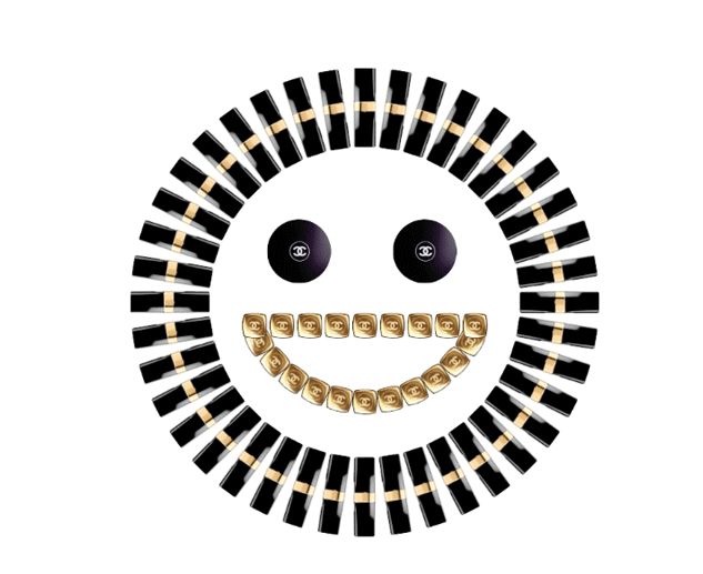 Chanel Makeup Confidental - happy face:The Fashion Informer