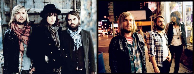 2. Band of Skulls on tour:The Fashion Informer