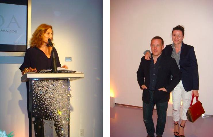 DVF, Scott Schuman, The Sartorialist and Garance Doré:The Fashion Informer