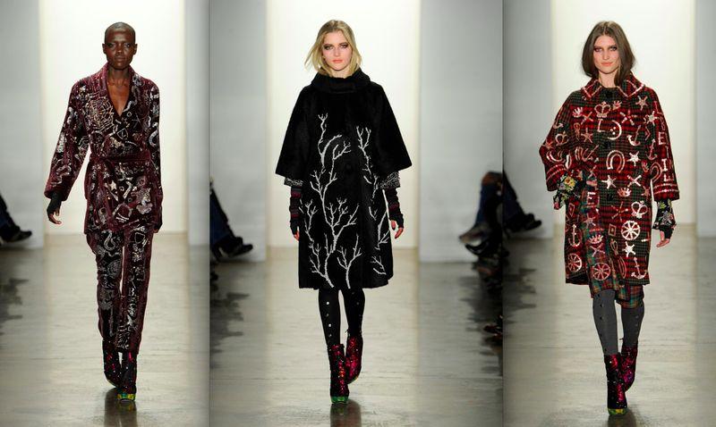 6. Libertine Fall 2012.1:The Fashion Informer