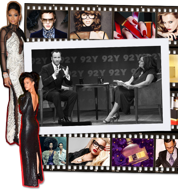 The Fashion Informer on Rue La La-Tom Ford:92Y