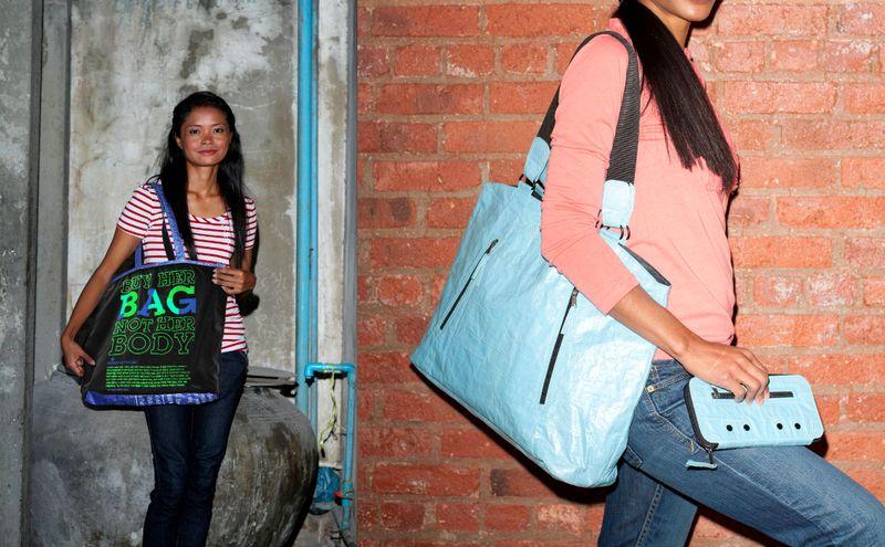 4. Nomi Network Bags
