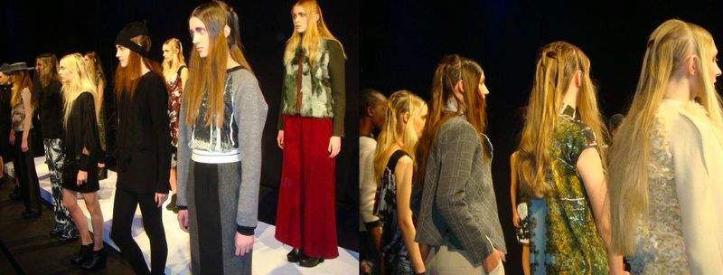 5. Haus Alkire fall 2012 by The Fashion Informer:Lauren David Peden