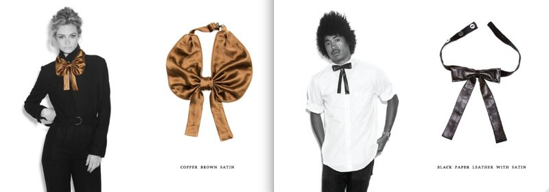 2. Timo Weiland bowties:The Fashion Informer