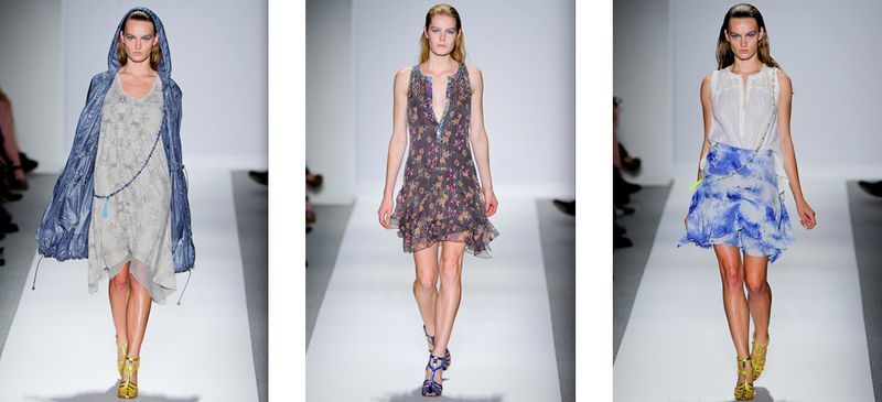 2. Rebecca Taylor spring 2012.2:The Fashion Informer