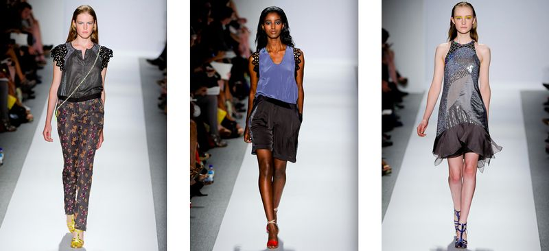 3. Rebecca Taylor spring 2012.3:The Fashion Informer