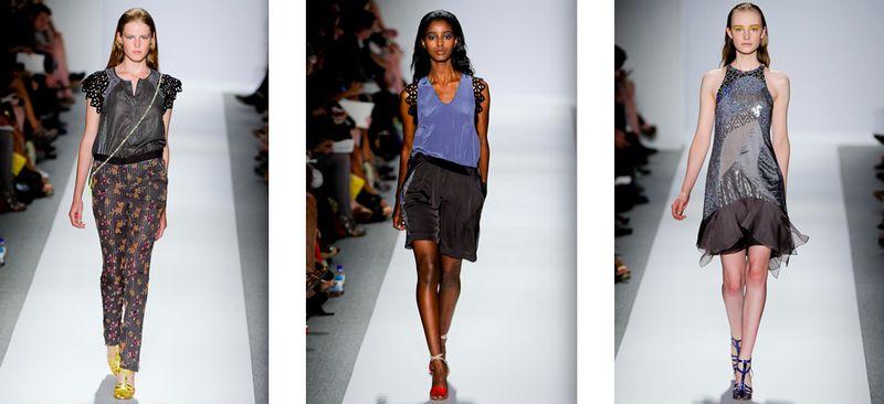 3. Rebecca Taylor spring 2012.3:The Fashion Informer