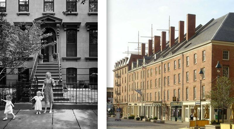 5. Rebecca Taylor at Home:South Street Seaport historic distance:The Fashion Informer