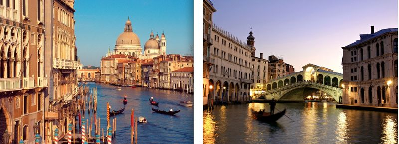 5. Nanette Lepore:Venice day and night