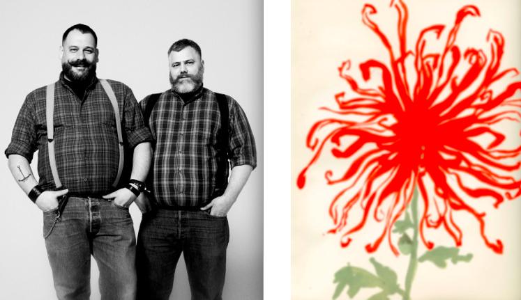Costello Tagliapietra:Fall 2012 portrait and inspiration