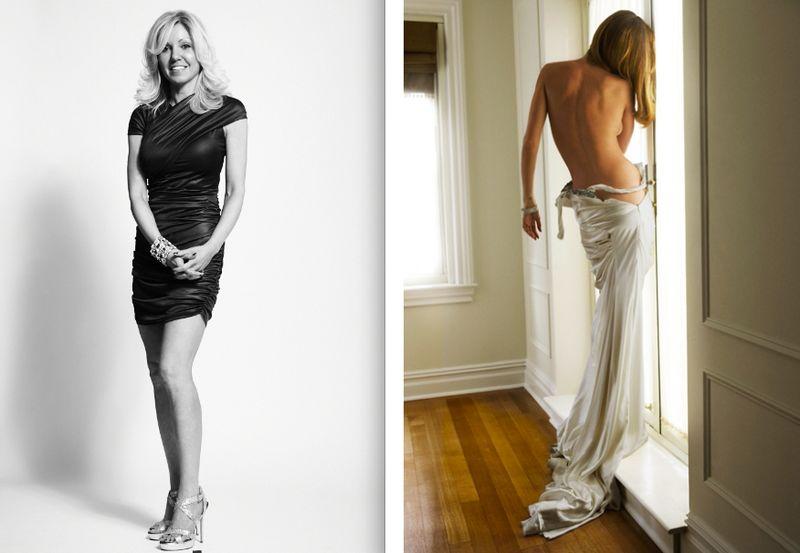 Fotini portrait and fall 2012 inspiration:The Fashion Inspiration