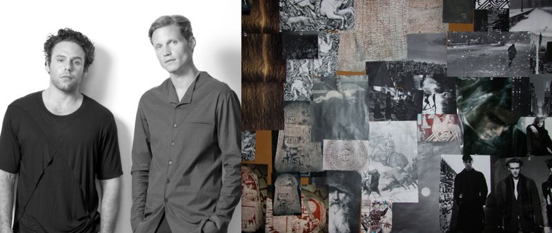 Rochambeau portrait and fall 2012 inspiration:The Fashion Informer