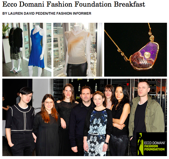 TFI on Rue La La-Ecco Domani Fashion Foundation