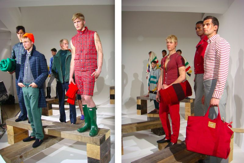 12. John Bartlett fall 2012:The Fashion Informer