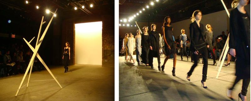 1. Tess Giberson fall 2012 show by The Fashion Informer:Lauren David Peden