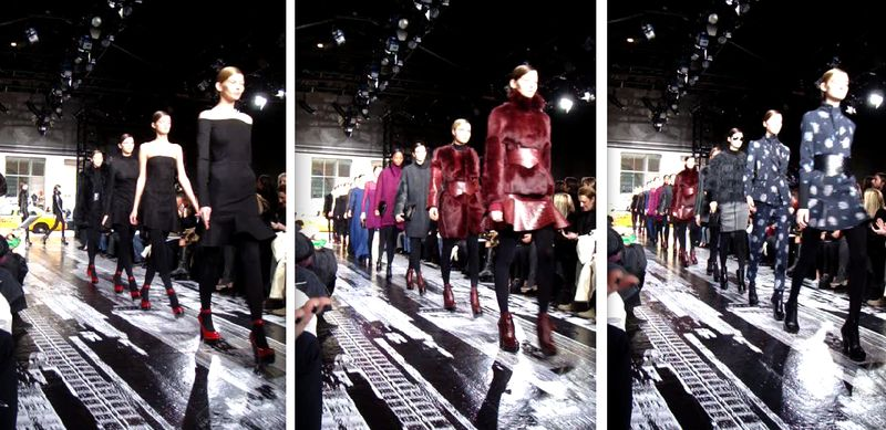 2. DKNY fall 2012:The Fashion Informer