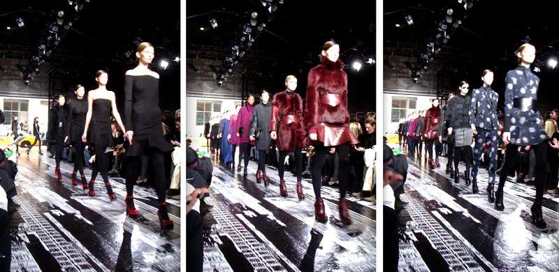 2. DKNY fall 2012:The Fashion Informer