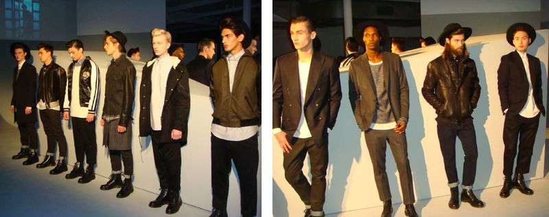 7. Public School Fall 2012 presentation:The Fashion Informer