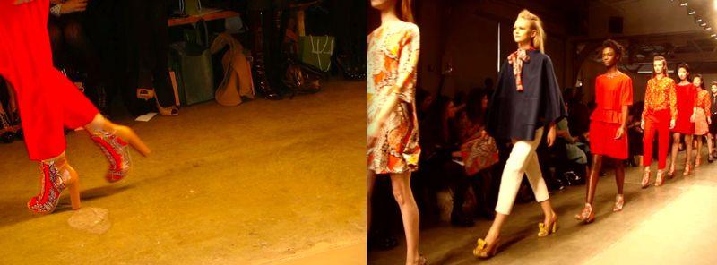 6. Karen Walker fall 2012.1:The Fashion Informer