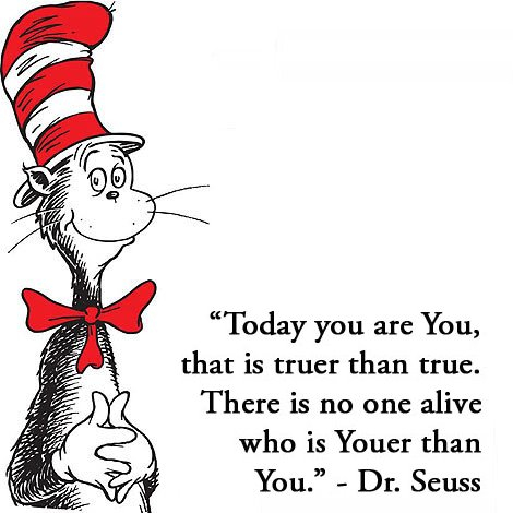 The Cat in the Hat by Dr. Seuss:The Fashion Informer