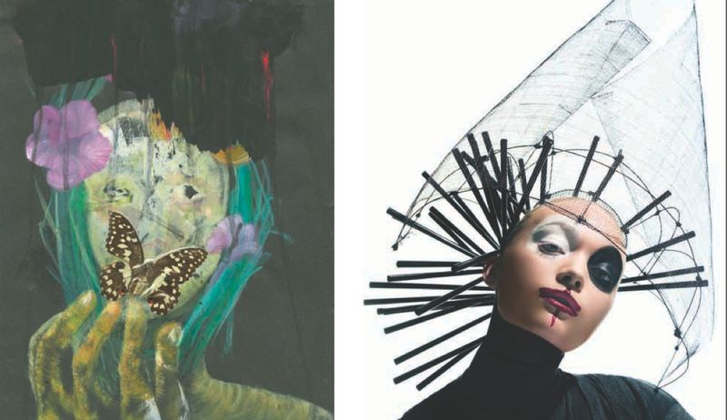 Bob Recine Alchemy of Beauty:Gemma Ward for Numero