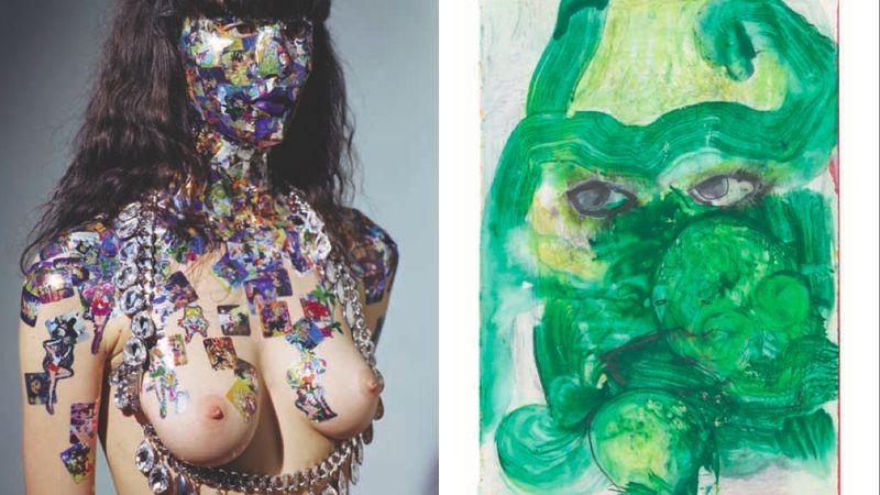 Bob Recine Alchemy of Beauty:Rebekah Davies:Exit