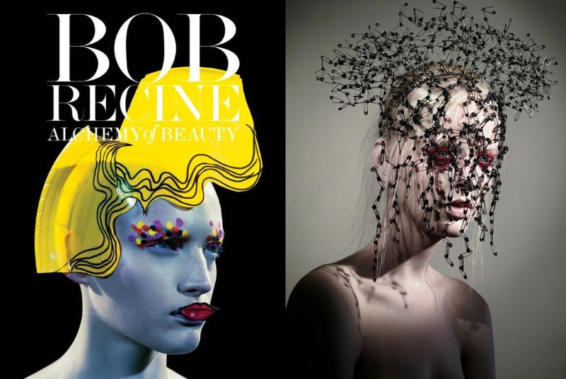 Bob Recine book cover:safety pins