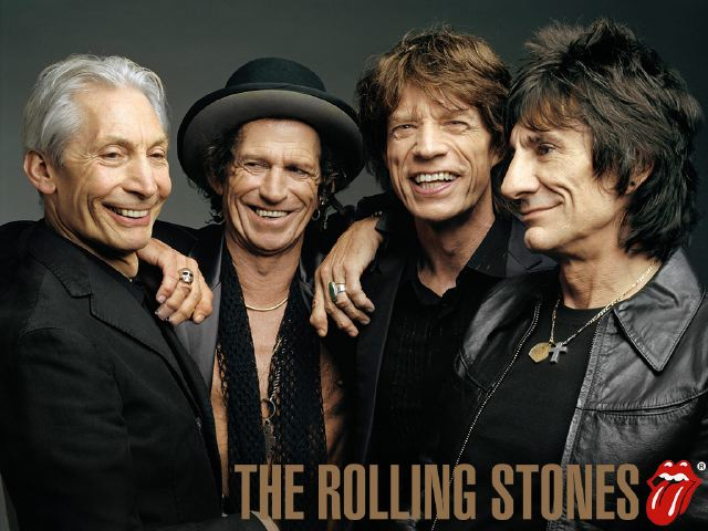 8. The Rolling Stones
