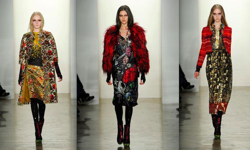 5. Libertine Fall 2012.2:The Fashion Informer