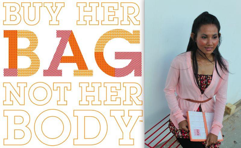 1. Buy Her Bag Not Her Body:Nomi Network