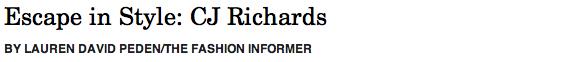 CJ Richards header