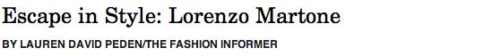 Lorenzo Martone header