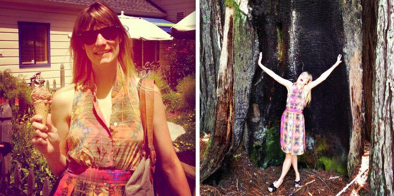 Chic Retreats-Gretchen Jones on The Fashion Informer